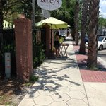 Kelley's Courtyard Cafe