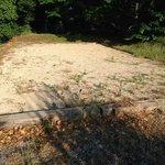 Terrain de pétanque