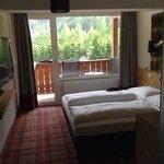 my bedroom room 208 on second floor