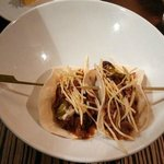 Tacos de Osobuco con jalapeños