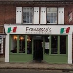 Francesco's Marlow Shop Front