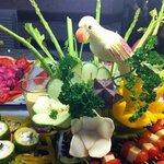 Great food sculptures