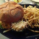 Shrimp Po' Boy, YUM!!