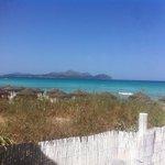 playa de muro a 5 min