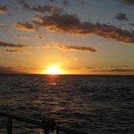 Maui Sunset from Westin Kaanapali Ocean Resort Villas