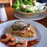 Almuerzo en Indigo