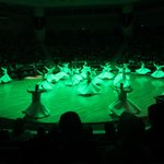 Whirling Dervish in action