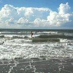 1st Surf Lesson