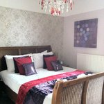Cardiff Castell room