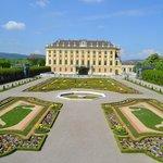 Дворец со стороны The Crown Prince Garden