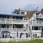 BillowHouse located on a seven mile beach in Ocean Park Maine