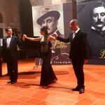End of the Puccini and Mozart Evening