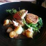 Lamb on the spring menu - yum!
