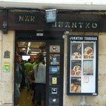 Entrance to Juantxo