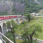 Trenino St. Moritz-Tirano