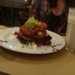 Fried Green Tomatoes Spanish style