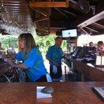 Tiki Bar great bartenders!