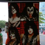 Kiss..still the gods of thunder