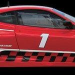 The F430 Race Car