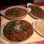 Palace tandoori fabulous dishes