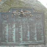 World War One monument
