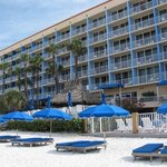 Doubletree Beach Resort by Hilton Tampa Bay / North Redington Beach resmi