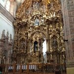 churches in gold