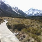 Mt Cook National Park 1hr from motel