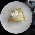 mmm beautifully tart, light, & fresh Key Lime Pie