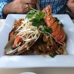 Seafood Pad Thai Special