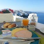 desayunar con esta vista es magico