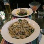 Pasta special & Barra