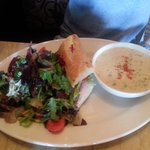 soup/salad/sandwich combo!