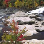 Salmon Falls in October