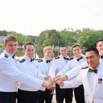 Naval Academy Ring Dance 2014 at Bay Cottge