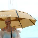 Baros in the rain