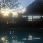 pool at dawn...some duplicates don't now how to delete!