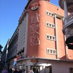 Meeting point no Hard Rock Lisboa