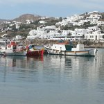 puerto de Mylonos