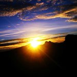 sunrise @ KK