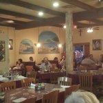 Quaint family restaurant.