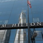 Millenium Hilton and New 1 World Trade Center Tower