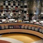 Decent Dinner Buffet at Chef Mickey