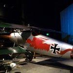 Avión militar alemán.