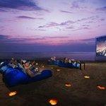 Movie Night at Karma Beach Bali
