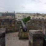 Caen Castle Gun Tower