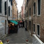 the little narrow streets