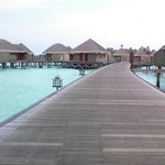 Water Villas Jetty