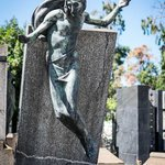 Grave, Monumental Cemetery, Milan