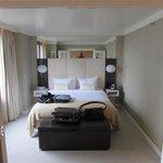 stunning bedroom, Vista Suite
